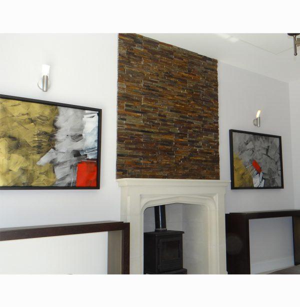 Fly Light Reflector Wall Light-in living room 2
