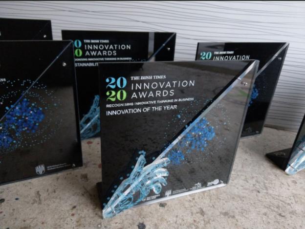 Shane Holland Design Workshops - Irish Times Innovation Award 2020